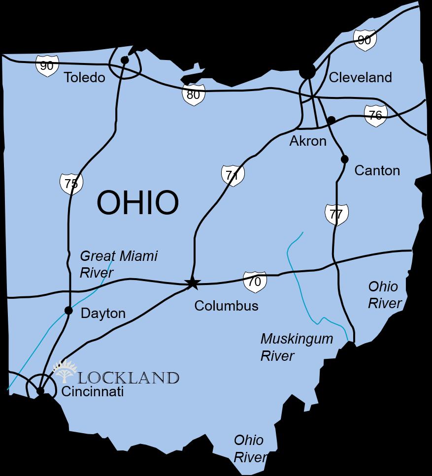 Ohio with Lockland