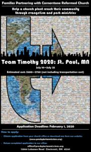 St Paul full poster (lg) pic