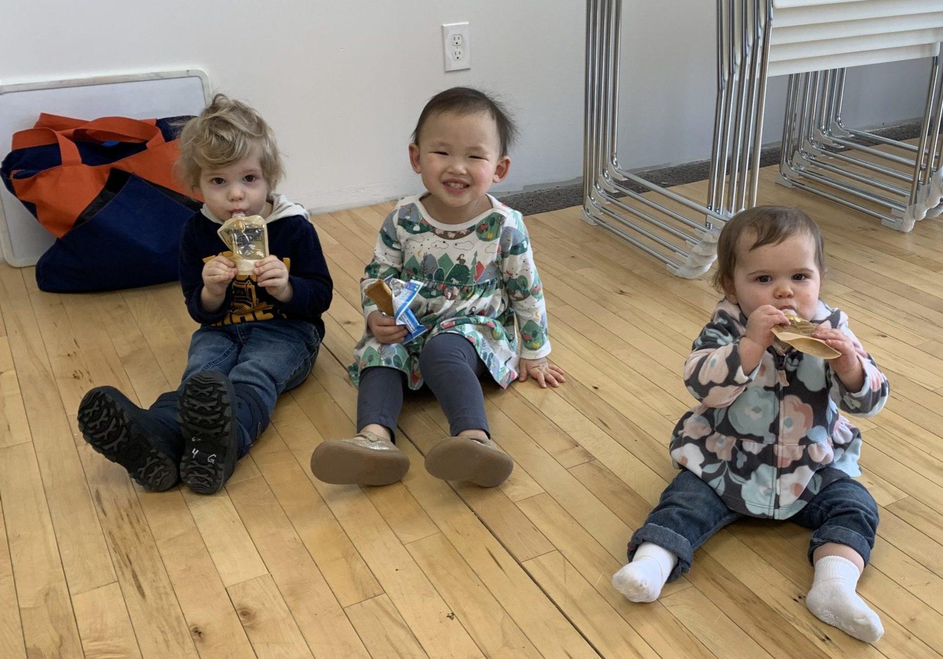 Cornerstone Toddlers January 2021