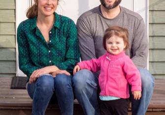 Douma family, cropped