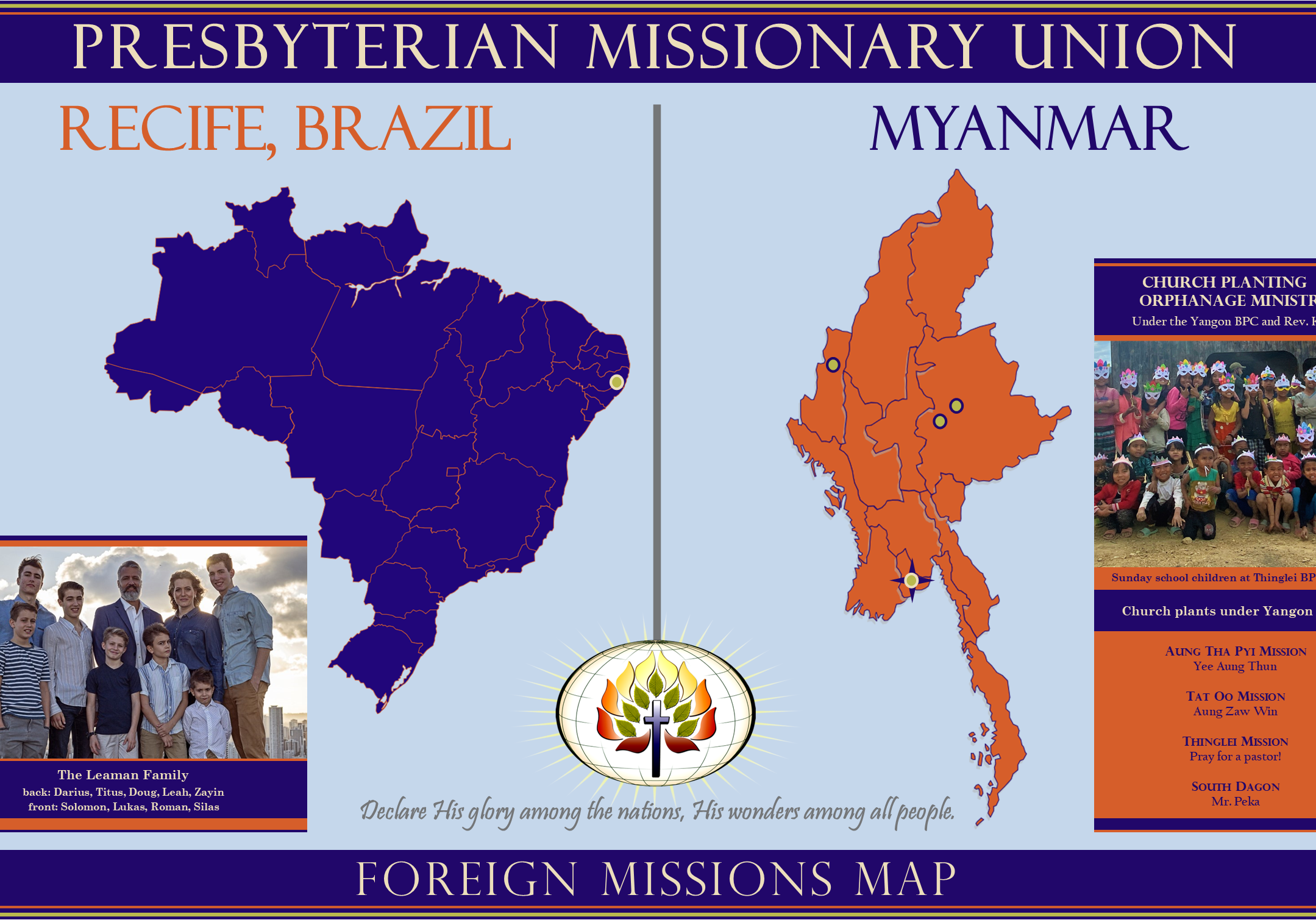 Foreign Missions Map pic