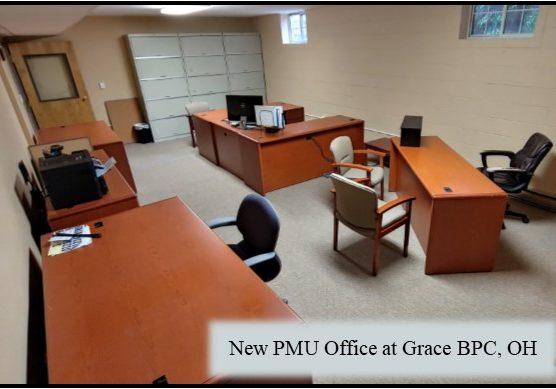 PMU OH office