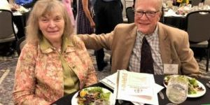 Rev James and Dorothy Huff