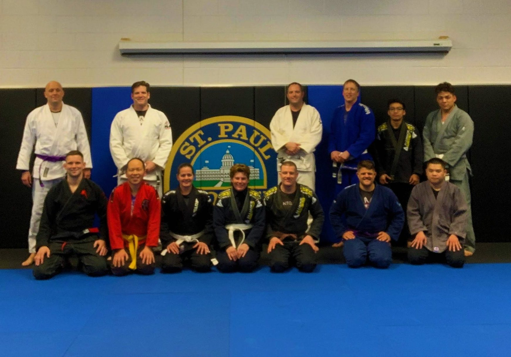 SPPD-Grappling Club, edited