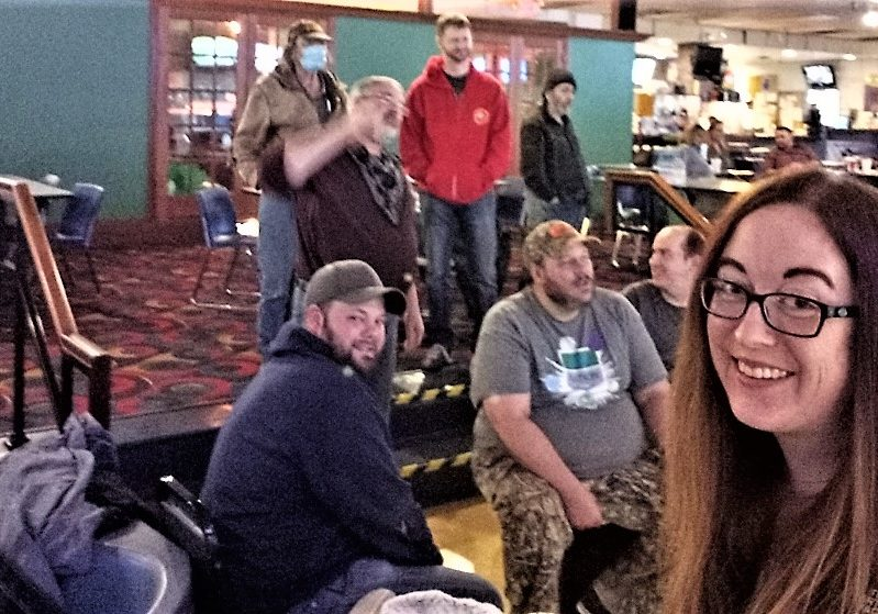 bowling, edited