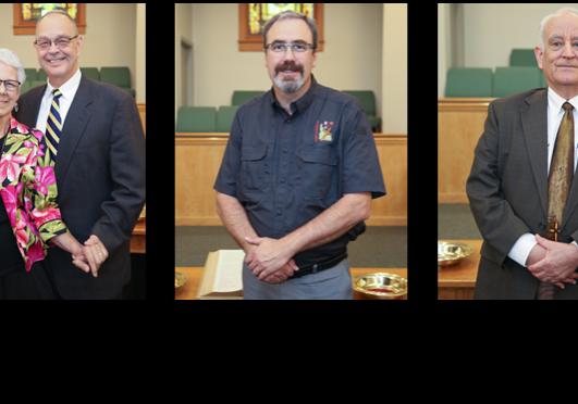 council service recognition photo strip
