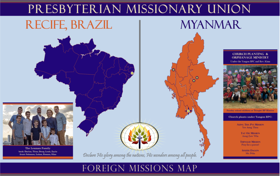 2020 PMU Foreign Missions